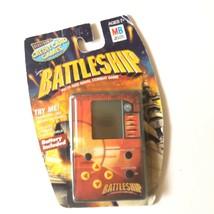 Battleship Handheld Electronic Game Milton Bradley Travel Credit Card NEW 2003 - $19.35
