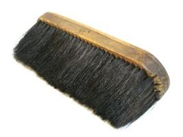 "Vintage Horse Hair Shoe Shine Brush 8"" Unbranded  - $10.88"
