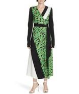 DIANE von FURSTENBERG MAUREEN LONG DRESS - size 4 - $241.87