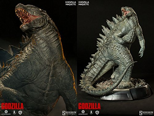 Primary image for Sideshow Godzilla 2014 Movie Godzilla Maquette Statue LE 750