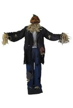 """Halloween prop decoration scary Standing Scarecrow Man 60"""" (a) - $217.80"""