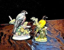 Bird Figurines AA18-1229Vintage Pair image 3