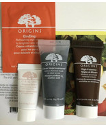 ORIGINS High Potency NIGHT-A-MINS Mineral, Clear Improvement Charcoal Mask Set - $12.88