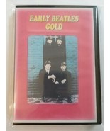 Early Beatles Gold RARE UNRELEASED DVD Free USA Shipping - $9.73