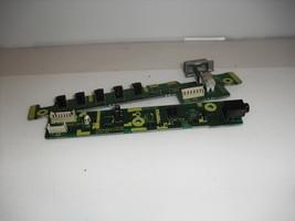 panasonic  tc-Lx50  keyboard  and  ir  sensor - $14.99