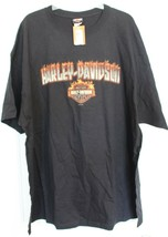 2012 BARB'S Harley Davidson Philadelphia PA Mens T-Shirt 3XL XXXL BLACK New - $18.49
