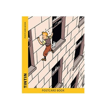 Tintin Booklet of 24 bookcover postcards set image 2