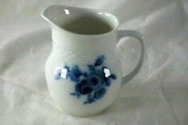 Hutschenreuther Evensong Blue Rose Creamer - $27.71