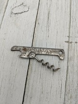 Vintage Vaughan Nifty Cork Bottle Jar Opener Lid Lift Church Key USA - $9.99