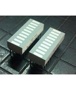 HDSP-4840  10-Element Bar Graph Array DIP LED  ... - $1.58