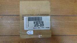 Whirlpool W10275768 Latch door - $11.87