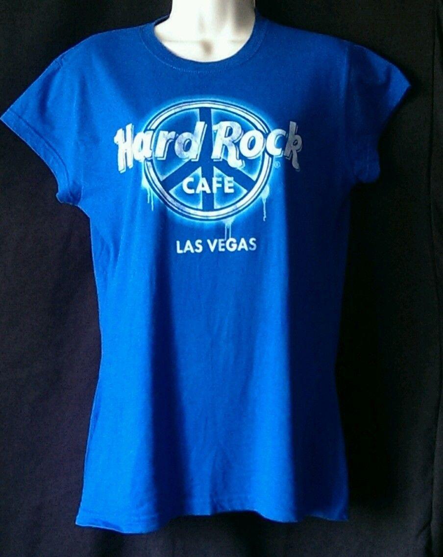 c7ff24f27170 Hard Rock Cafe Las Vegas Navy Blue Women's and 50 similar items. S l1600