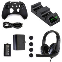 Gamefitz 10 in 1 Accessories Pack for the Xbox One - $34.04