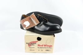 Vtg New Red Wing Shoes Mens 9 2E Postman Oxford Chaparral Leather Shoes ... - $386.05