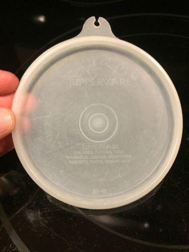 Tupperware Lid Seal, Sheer/Clear, #215