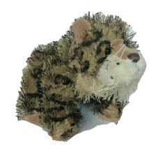 "Ganz Webkinz Lil Kinz Brown Spotted Leopard Stuffed Animal HS031 No Code 10"" - $13.26"