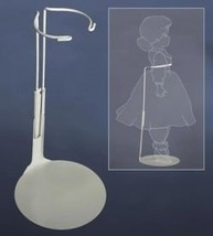 Kaiser Metal Doll Stand For Dolls 8 To 14 Inches Tall - $7.21