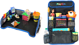 Car accessories cars auto organizer + travel tray table for car seat str... - €28,08 EUR