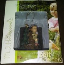"""Hummel Cowgirl Ornament NIB 3.00"""" Miniature German Figurine 935501 New rare - $39.99"""