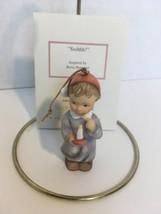 Hummel A Celebration of Life ~ Ssshhh! ~ Berta Porcelain Ornament with COA - $18.70