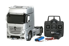 Tamiya 1/14 Electric RC Big Truck Series No.34 Mercedes ? Benz Actros 18... - $1,104.40