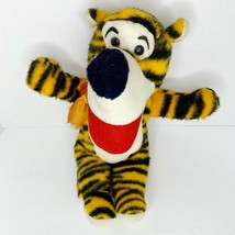 "Disney Gund Winnie The Pooh 15"" Tigger Stuffed Plush Tiger Vintage Sears - $26.56"