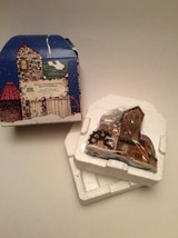 Dept 56 Dickens Village Mill Classic Ornament Wintry Christmas Holiday - $5.94