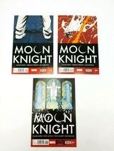 Moon Knight 15 16 17 Volume 7 2014 Marvel Comic Book Lot of 3 Cullen Bunn - $10.69