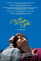 "Call Me By Your Name Movie Poster Luca Guadagnino Film Print 13x20"" 24x3... - $10.88+"
