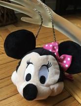 Vintage Disney Minnie Mouse Childs Girls Chain Purse Excellent Condition - $14.85