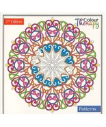 Colour Therapy Anti-Stress Adult Colouring Book /30 Pages/ Patterns Edition - $6.45