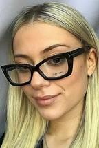 New Tom Ford TF 536 052 Brown 53mm Cats Eye Women's Eyeglasses Frame - $214.99