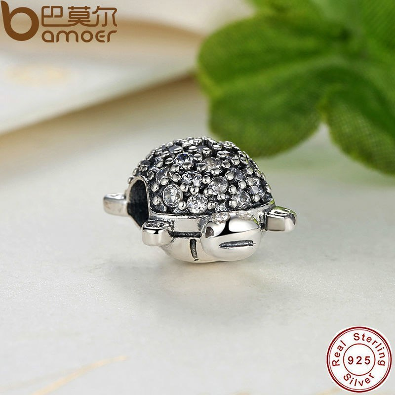 Buy 925 Sterling Silver Sea Turtle Charm Beads Fit Bracelets Original Animal