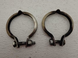 """1993 1994 Harley Davidson Touring Exhaust Clamp (Qty 2) Flh 1 3/4"""" - $19.95"""