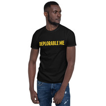 Deplorable Me  Funnyt Short-Sleeve Unisex T-Shirt Trump image 1