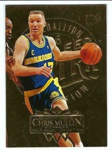 CHRIS MULLIN 1995-96 Fleer Ultra #60 Gold MedallionParallel Card Warriors - $5.99
