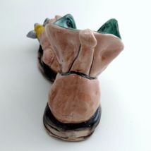 """Capodimonte 10"""" long Old Folley Shoe w/ Mouse In the Toe Made in Italy  image 8"""