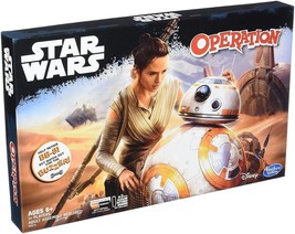 Operation Game Star Wars Edition  Repair BB 8 New Factory Sealed   - $28.04