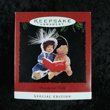 Hallmark Keepsake Ornament Beverly and Teddy Special Edition Handcrafted... - $14.84