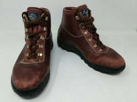Vasque Women Sundowner Skywalk Italy Italian leather Hiking Boots 7.5 M ... - $49.49