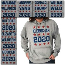 Star Spangled USA Presidential Vote For 2020 Hoodies Sweat Shirts Sweats... - $19.99+