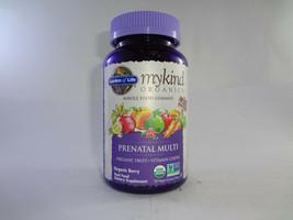 Garden of Life Prenatal Gummy Vitamins - 120 Real Fruit Chew Gummies - $23.33
