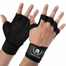 Mava Sports Cross Training Gloves with Wrist Support for WODs,Gym Workout - $20.99