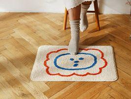 Romane Bathroom Floor Foot Rug Mat Non Slip Indoor Door Bath Matt (Lion) image 5