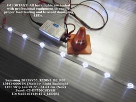 Samsung BN96-28773A LED Strip [R] LM41-00001N SAMSUNG 2013SVS55 3228N1 B... - $13.00
