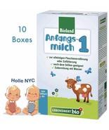 Holle Lebenswert Stage 1 Organic Formula, 05/2020 FREE SHIPPING 10 BOXES - $182.95