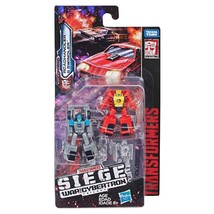 Transformers War for Cybertron Roadhandler & Swindler Siege Micromasters... - $16.82