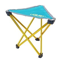 Uquip Trinity M Folding Tripod Stool for Camping and Sports - $31.07