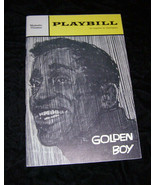 Playbill The Golden Boy Sammy Davis JR vol 2 October 1965 #10 - $18.99