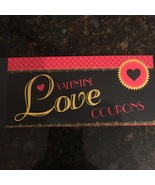 Valentine Love Coupons Book Breakfast In Bed Valentine's Day  - $14.00